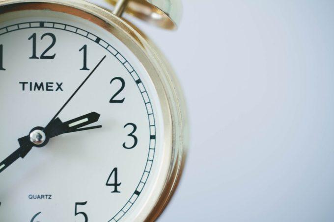 どれぐらいの時間を副業にかけれるかを決める