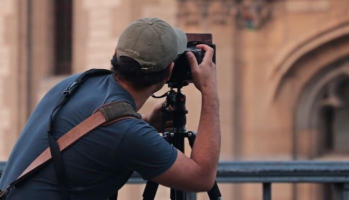 フリーランスの仕事|カメラマン