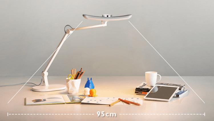 在宅勤務・テレワークにおすすめ便利グッズ⑭MindDuo【BenQ】 デスクライト